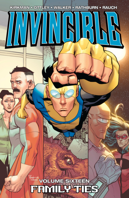 Invincible: Family Ties