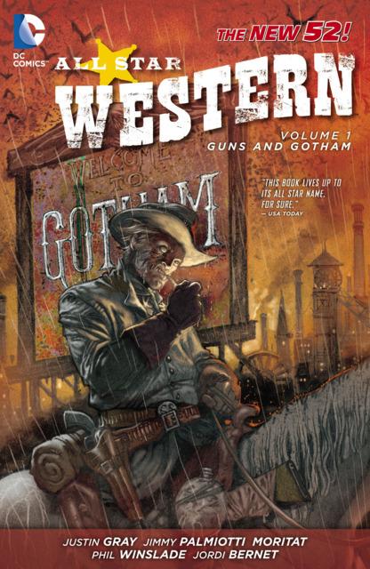 All-Star Western: Guns and Gotham