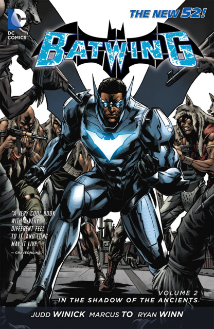 Batwing: In the Shadow of the Ancients