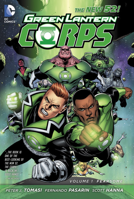 Green Lantern Corps: Fearsome