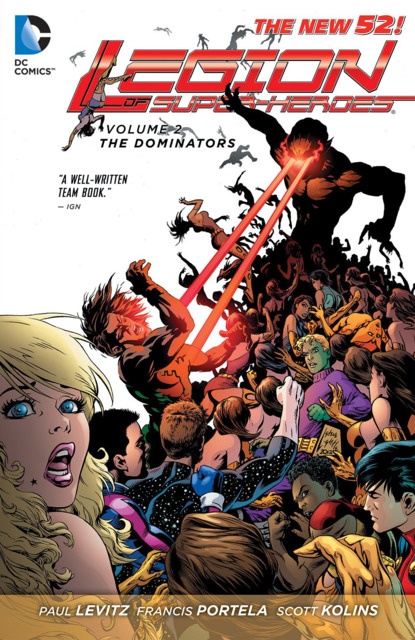 Legion of Super Heroes: The Dominators