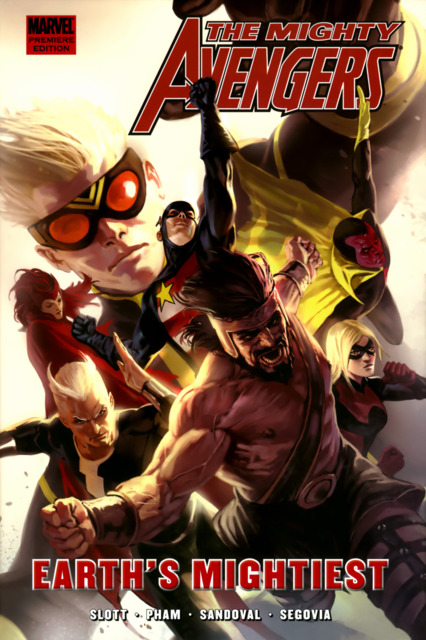 The Mighty Avengers: Earth's Mightiest