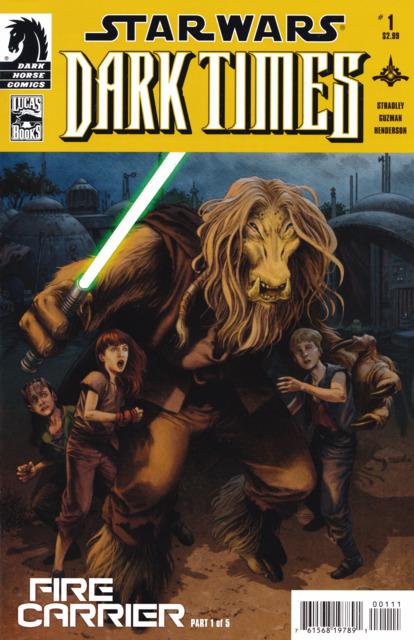 Star Wars: Dark Times - Fire Carrier