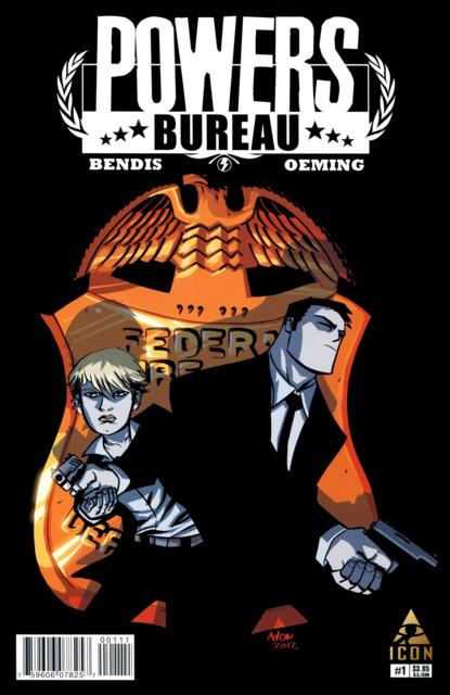 Powers: The Bureau