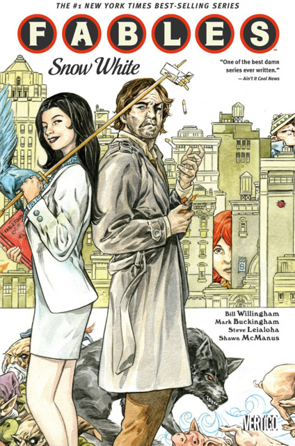 Fables: Snow White