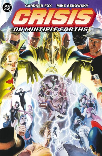 Crisis On Multiple Earths