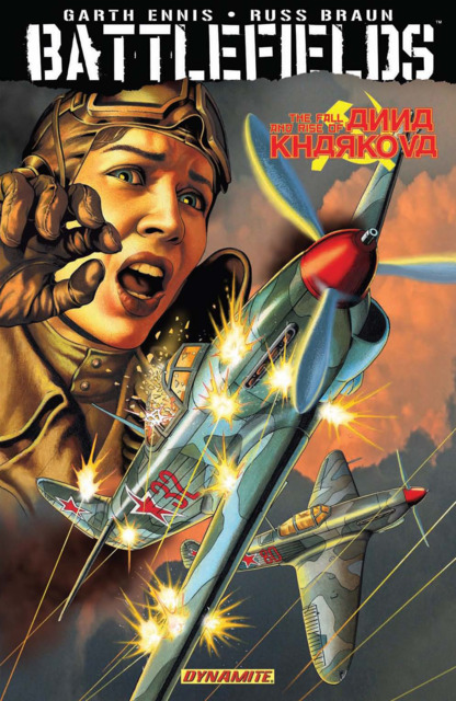 Battlefields: The Fall and Rise of Anna Kharkova