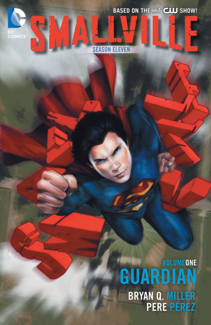 Smallville Season Eleven: Guardian