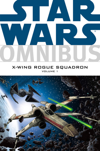 Star Wars Omnibus: X-Wing Rogue Squadron