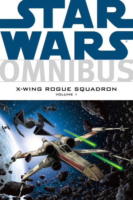 Star Wars Omnibus: X-Wing Rogue Squadron