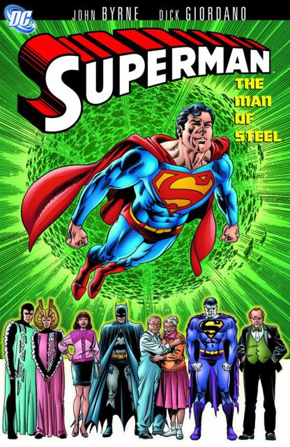 Superman: The Man of Steel