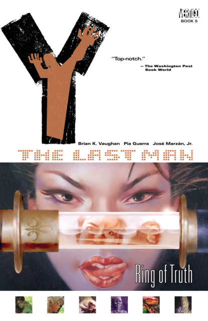 Y: The Last Man - Ring of Truth