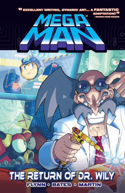 Mega Man: The Return of Dr. Wily