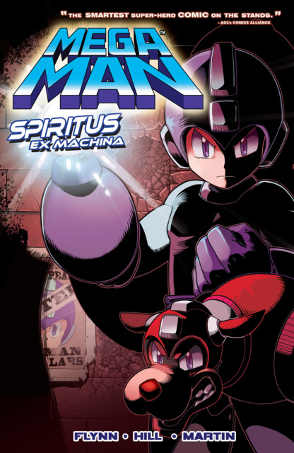 Mega Man: Spiritus Ex Machina