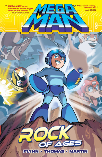 Mega Man: Rock of Ages