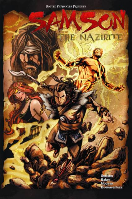 Samson the Nazirite