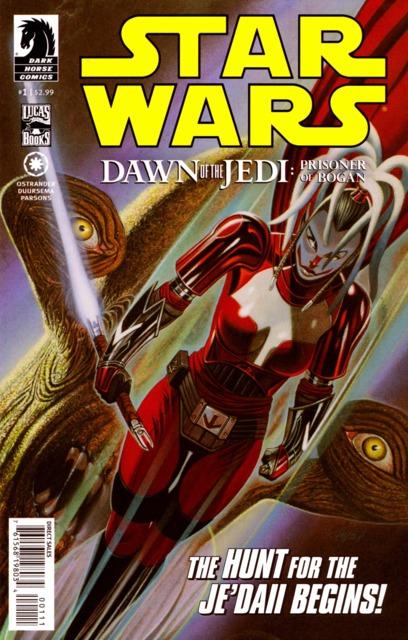 Star Wars: Dawn Of The Jedi - The Prisoner Of Bogan