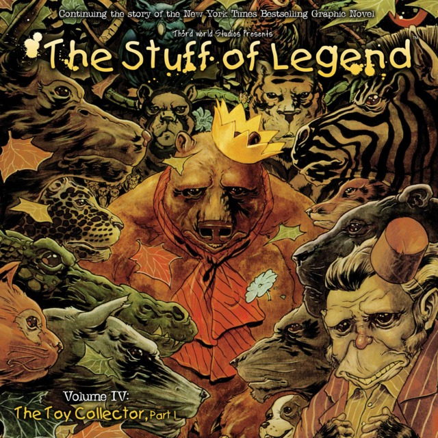 The Stuff of Legend: The Toy Collector