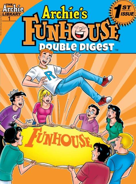 Archie's Funhouse Double Digest