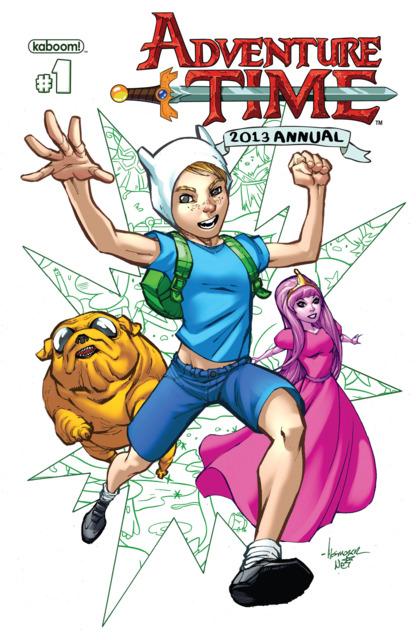 Adventure Time 2013 Annual