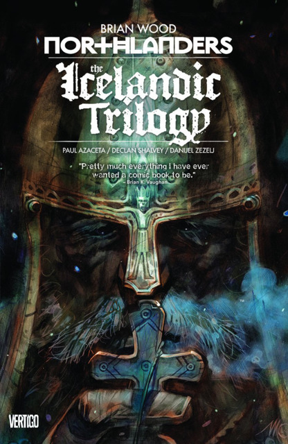 Northlanders: The Icelandic Trilogy