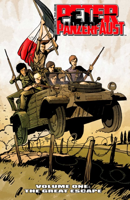 Peter Panzerfaust: The Great Escape