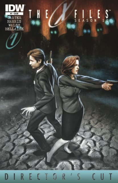The X-Files: Season 10 #1 Director's Cut