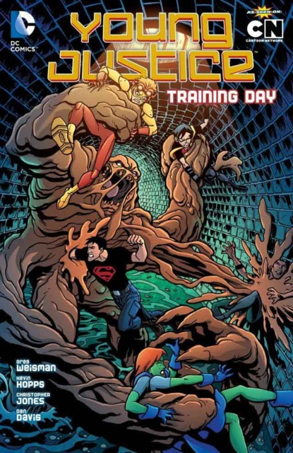 Young Justice: Training Day