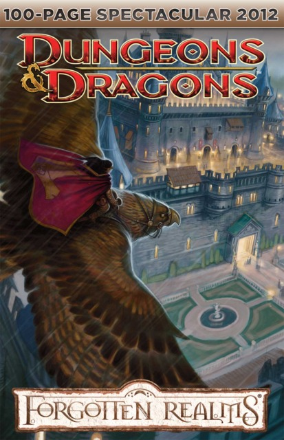 Dungeons and Dragons: Forgotten Realms - 100 Page Spectacular