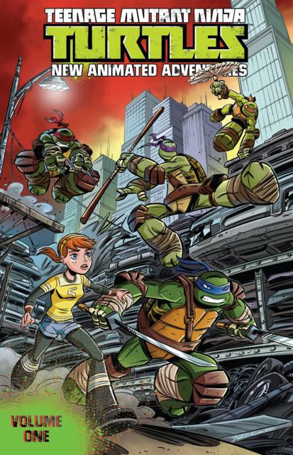 Teenage Mutant Ninja Turtles: New Animated Adventures