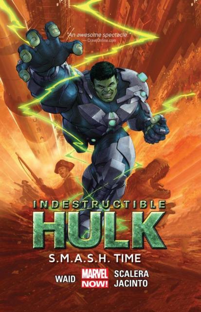 Indestructible Hulk: S.M.A.S.H. Time