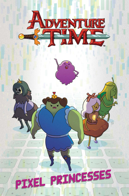 Adventure Time: Pixel Princesses