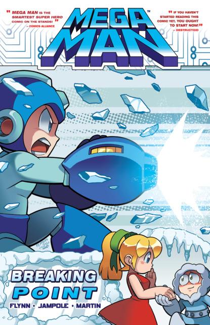 Mega Man: Breaking Point
