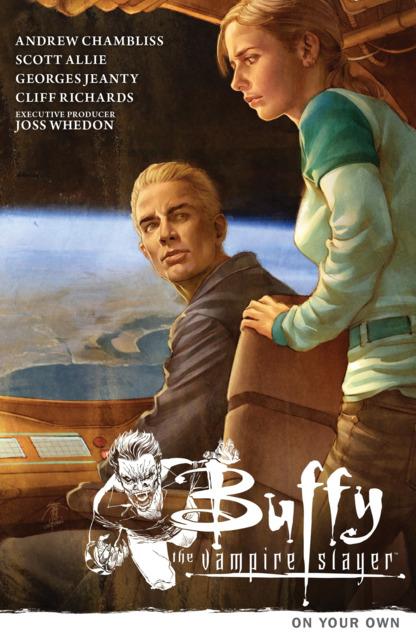 Buffy The Vampire Slayer Season Nine: On Your Own