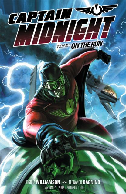 Captain Midnight: On the Run