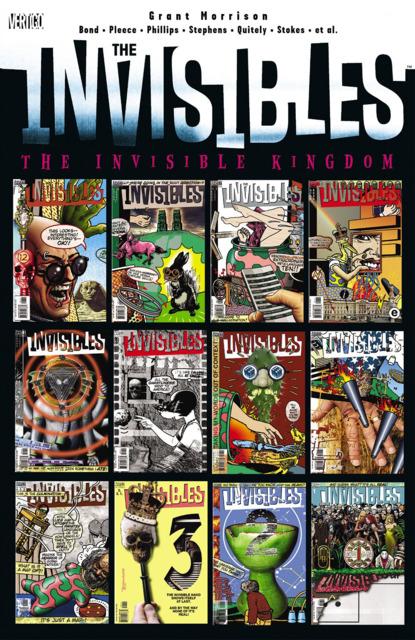 The Invisibles: The Invisible Kingdom