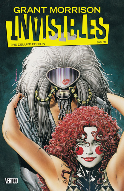 The Invisibles: The Deluxe Edition