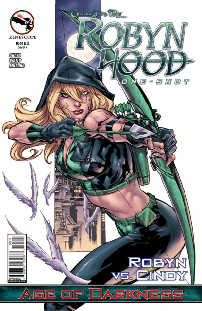 Grimm Fairy Tales presents Robyn Hood: Age of Darkness One-Shot