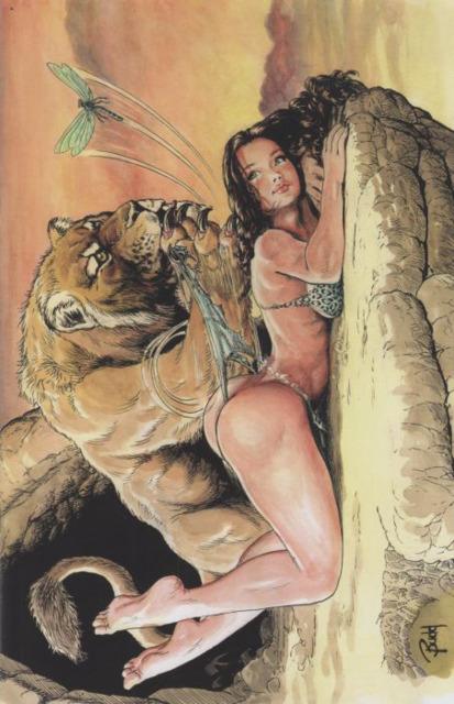 Cavewoman: Deadly Venom