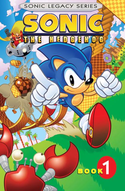 Sonic The Hedgehog: Legacy Series