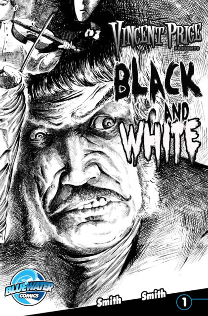 Vincent Price Presents Black and White