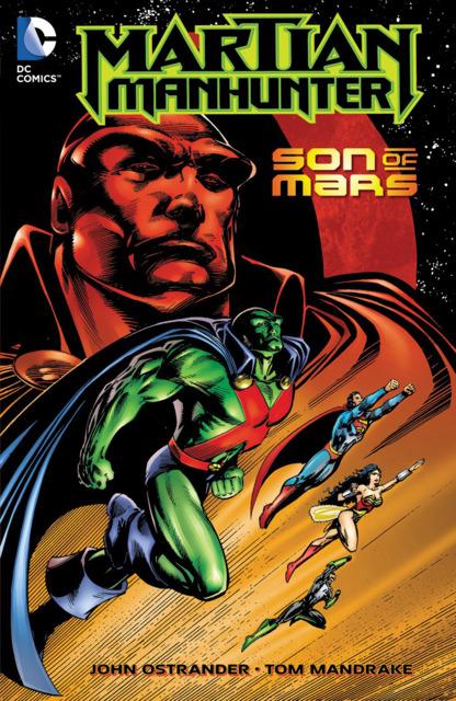 Martian Manhunter: Son of Mars