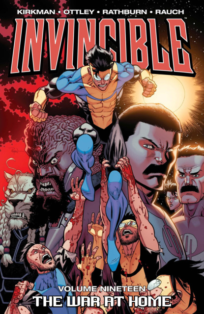 Invincible: The War At Home