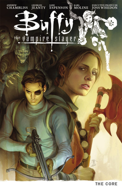 Buffy the Vampire Slayer Season Nine: The Core