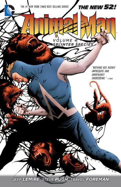 Animal Man: Splinter Species