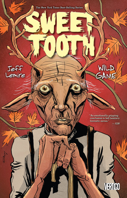 Sweet Tooth: Wild Game