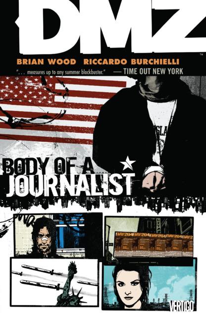DMZ: Body of a Journalist