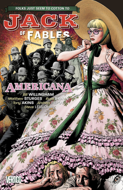 Jack of Fables: Americana