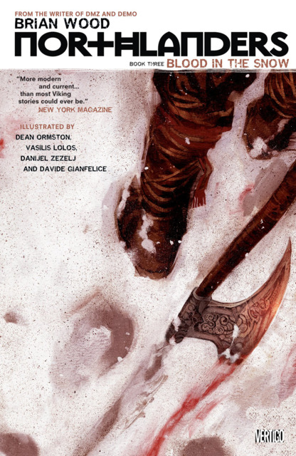 Northlanders: Blood in the Snow