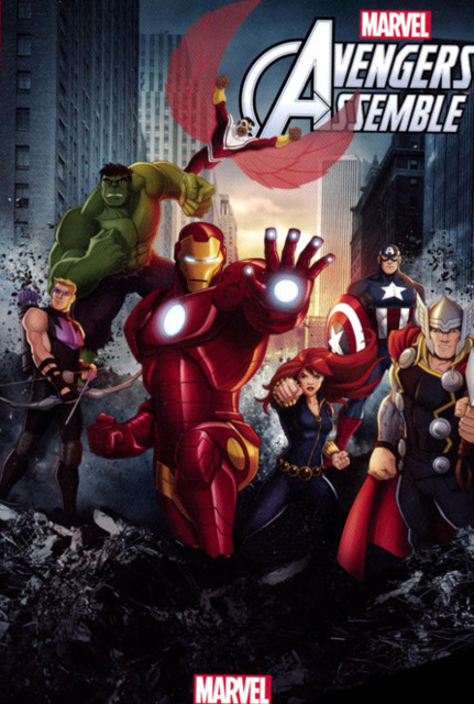 Marvel Universe All-New Avengers Assemble